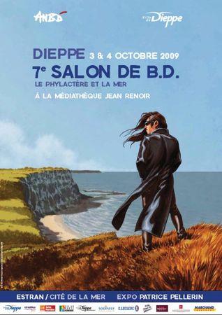Salon de la bd dieppe for Salon de la bd colomiers