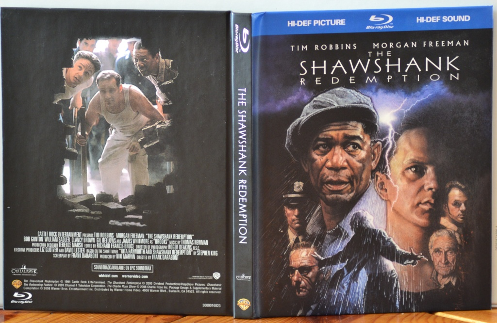 how to write an essay on shawshank redemption