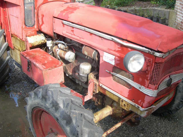 Zetor 5545 for Garage renault philippeville