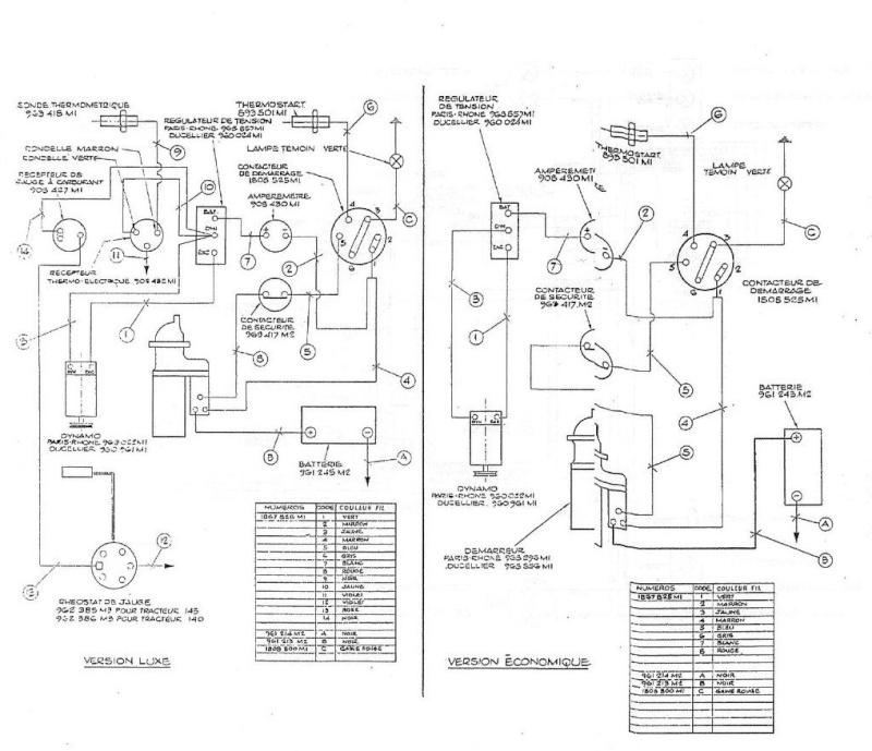 branchement batterie. Black Bedroom Furniture Sets. Home Design Ideas