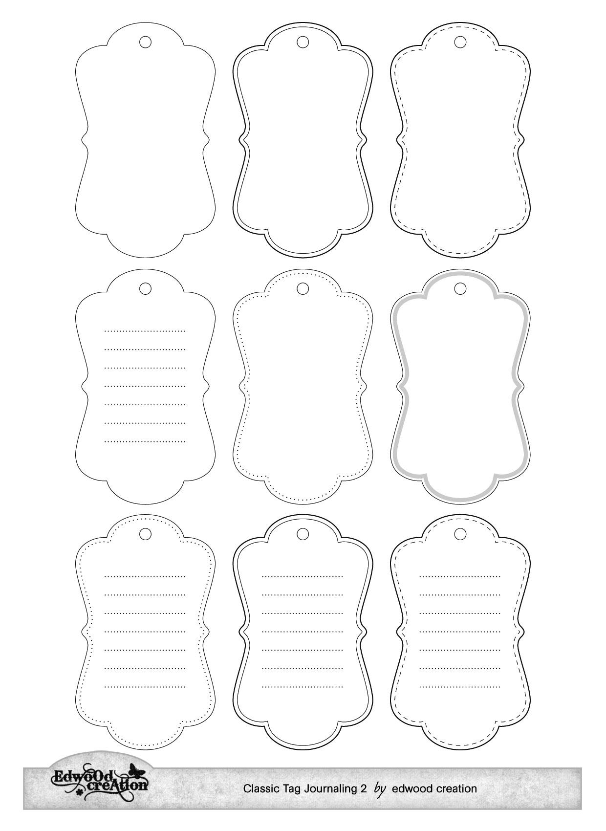 scrapbooking etiquettes edwood creation. Black Bedroom Furniture Sets. Home Design Ideas