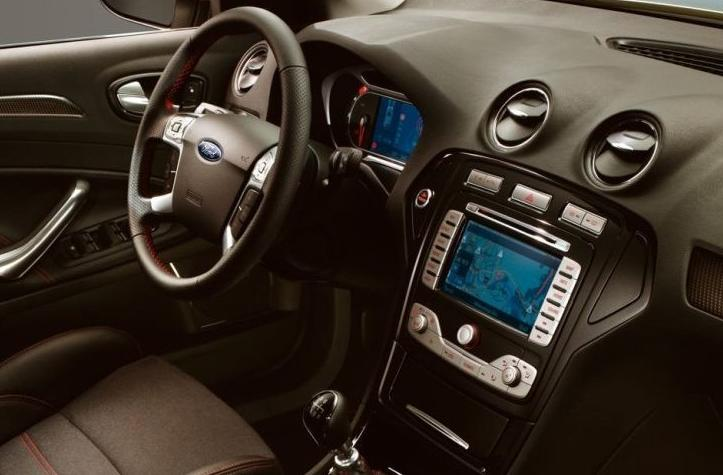 Ford mondeo interieur 2016 2015 best auto reviews for Interieur ford focus