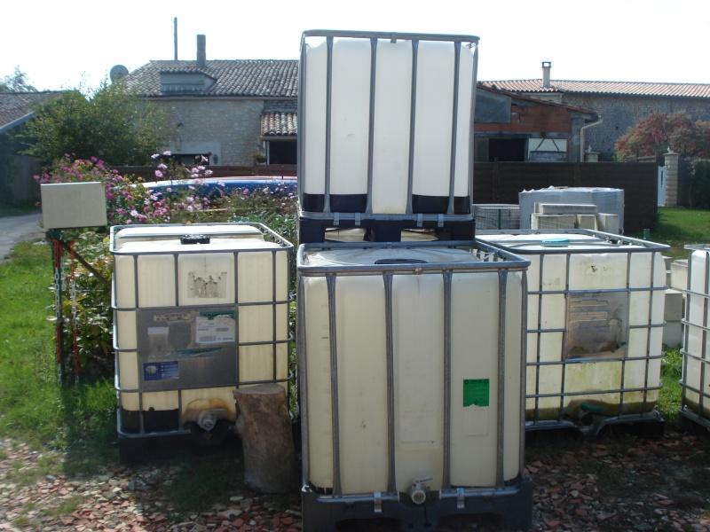 cuve 1000 litres pour eau de pluie. Black Bedroom Furniture Sets. Home Design Ideas