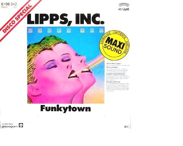 Lipps Inc -  Funkytown (Vinyl 12'' Special Edition)
