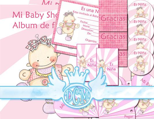 Etiquetas de agradecimiento para baby shower para imprimir gratis ...
