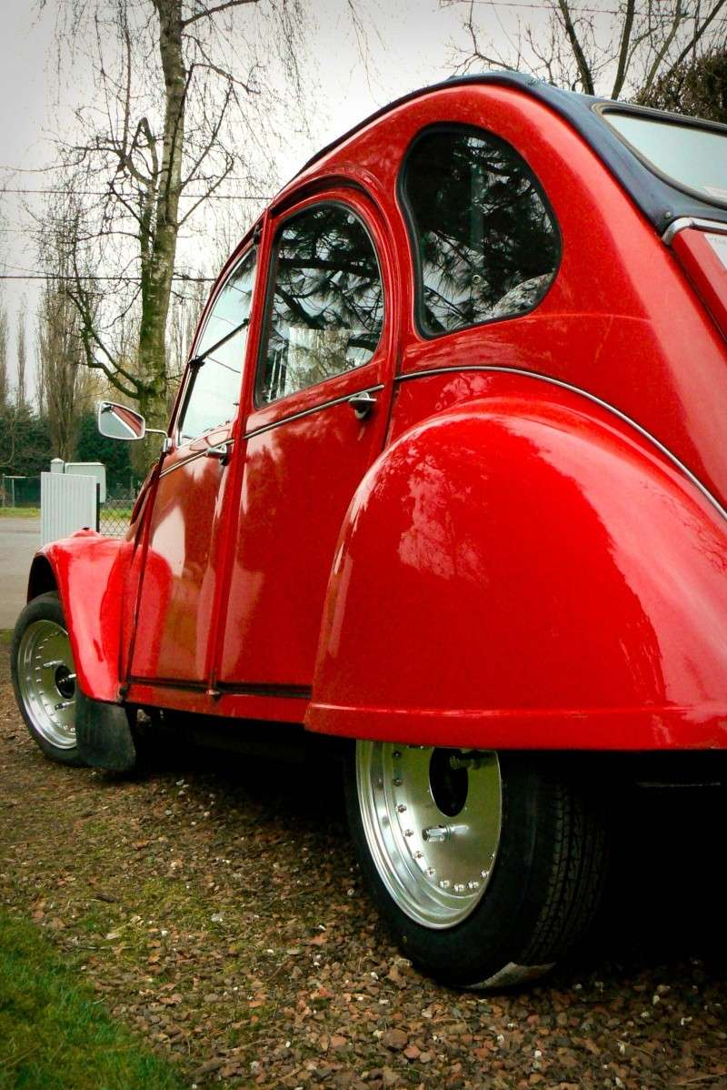 for 2CV Dyane Ami are now