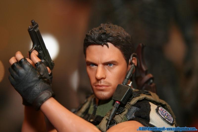 Hot Toys : BioHazard 5 - Chris Redfield STARS ver 1