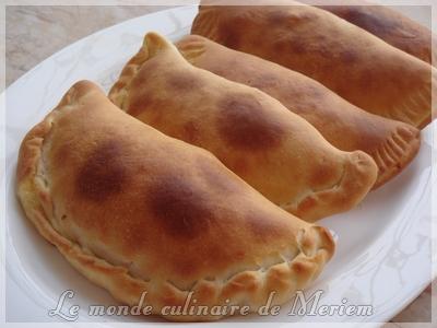 Gateau algerien sandwich