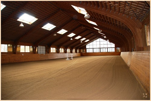 Man ge int rieur for Manege interieur