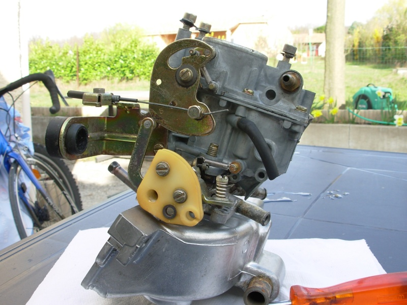 carburateur solex 32 pbisa 12