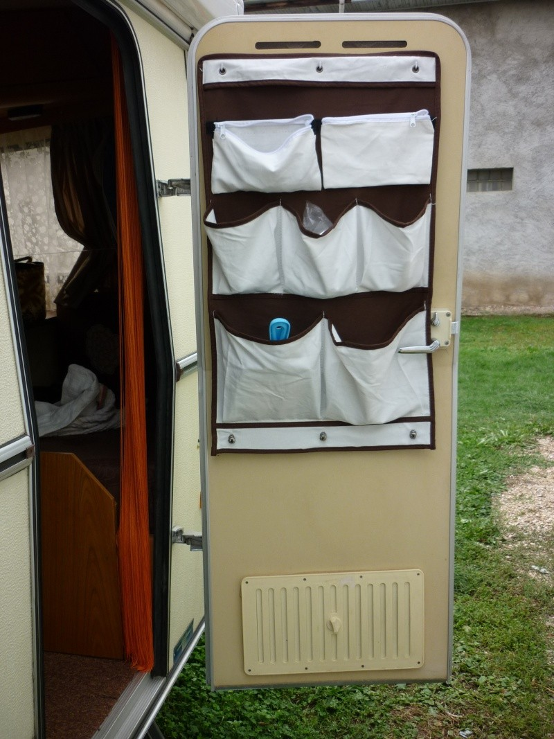 Amenagement interieur camping car for Amenagement salle de bain camping car