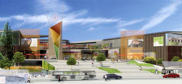 Les saisons de meaux le futur centre commercial de meaux - Auchan les saisons de meaux ...