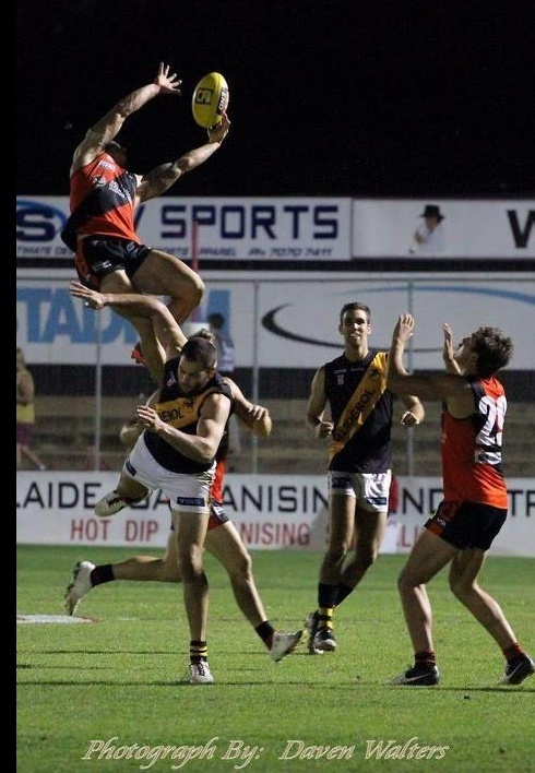 Taite Silverlock - SANFL Mark of the year contender Bombers | BigFooty AFL Forum