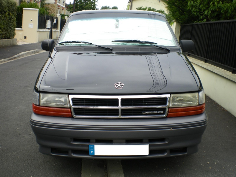Les chrysler voyager des membres page 1 for Garage auto gagny