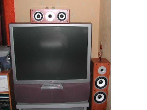 tv retroprojecteur sony haut de gamme r viser. Black Bedroom Furniture Sets. Home Design Ideas
