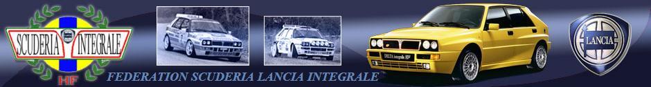 SCUDERIA LANCIA INTEGRALE