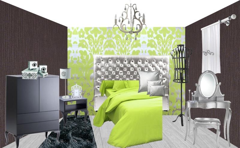 Choix de meuble avec lits fer forge th me baroque page 6 for Housse de coussin baroque