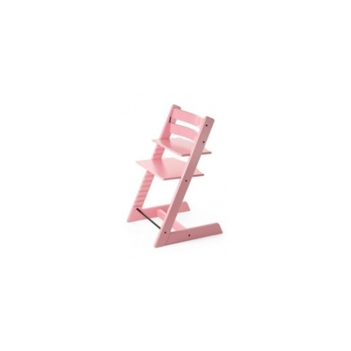 Tripp trapp rose images for Chaise haute stokke tripp trapp