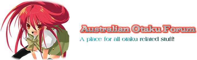 Australian Otaku Forum
