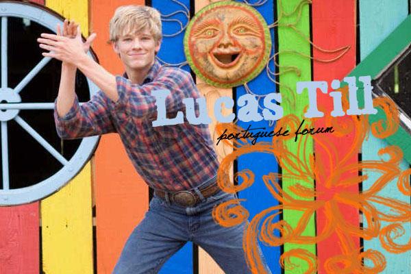 Lucas Till Street Team Portugal