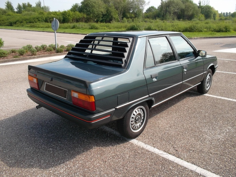 Renault 9 gts 25 250 km for Renault 9 interieur