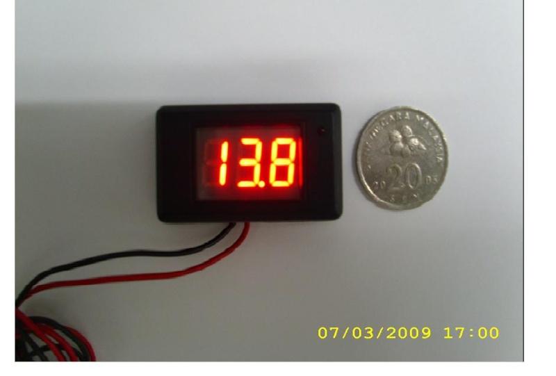 diy install car battery volt meter rh sioloonfunclub niceboard com AC Voltmeter Wiring -Diagram Auto Voltmeter Wiring -Diagram