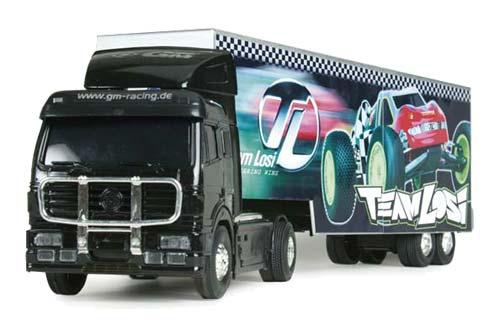 camion telecommande remorque. Black Bedroom Furniture Sets. Home Design Ideas
