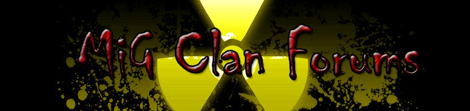 MiG Clan - Forum