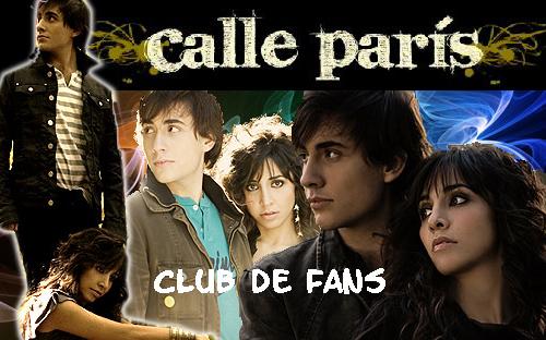 Club de fans Calle París