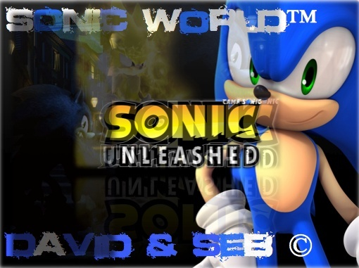 Sonic World !
