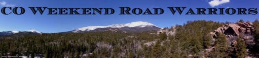 Colorado Weekend Road Warriors