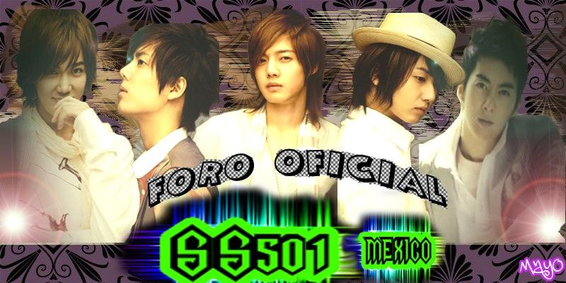 SS501 ForoOficial México