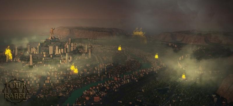 image Incendie de la forteresse