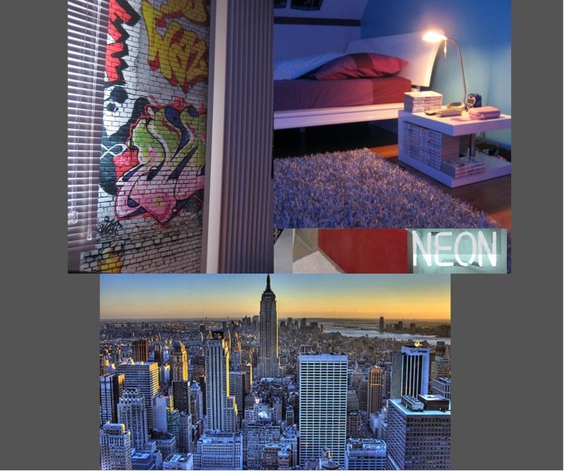 Les concepteurs artistiques tapisserie pour chambre ado - Tapisserie pour chambre ado ...
