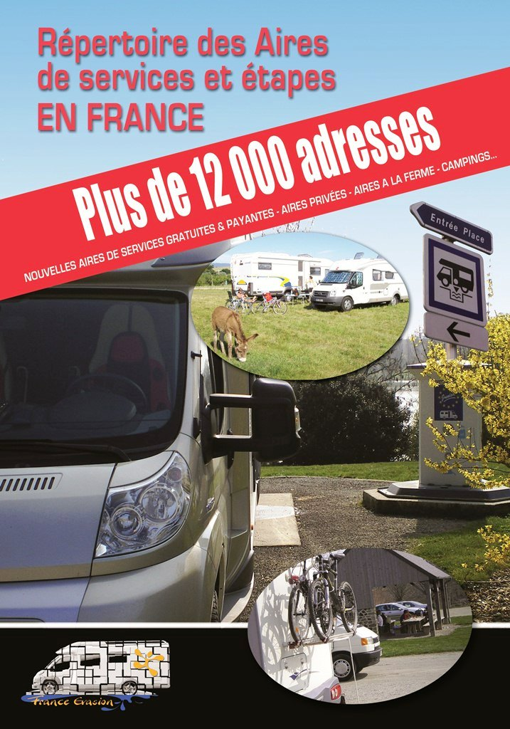 guide aires camping car france vasion. Black Bedroom Furniture Sets. Home Design Ideas