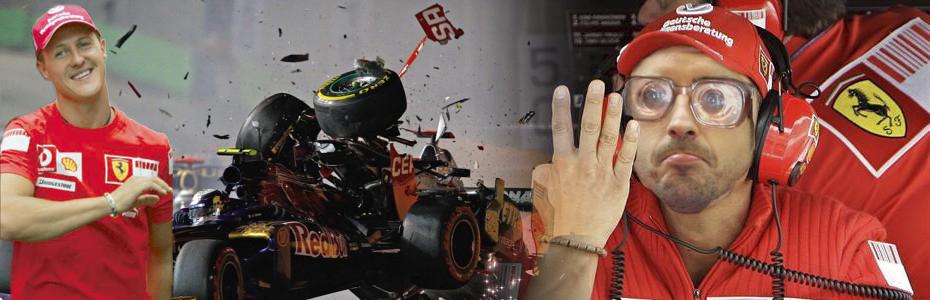 Hogar de la F1 chorra. Ver la F1 en serio es demasiado aburrido.