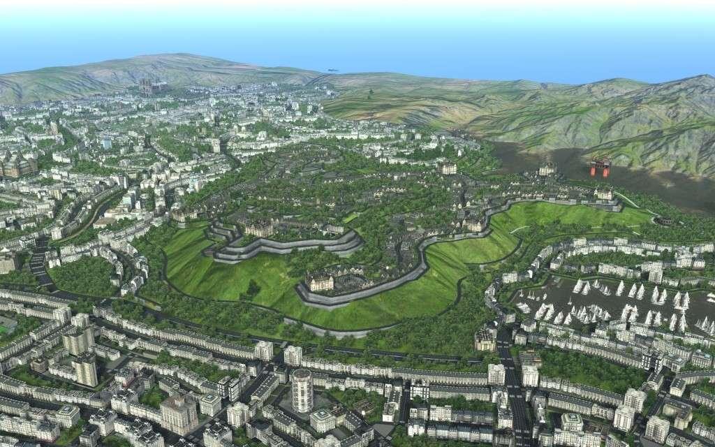 la forteresse de Kenes