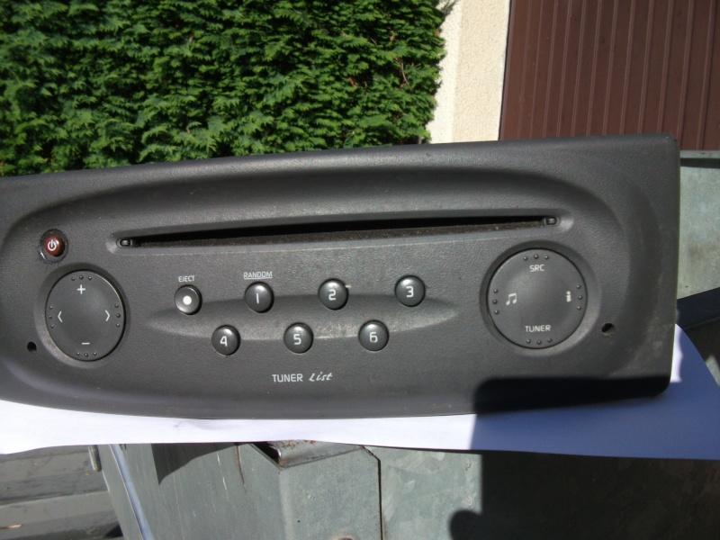 remplacement d un autoradio k7 par un cd. Black Bedroom Furniture Sets. Home Design Ideas