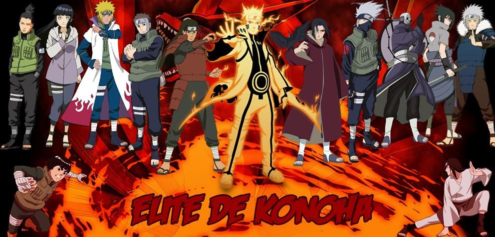 ELITE DE KONOHA