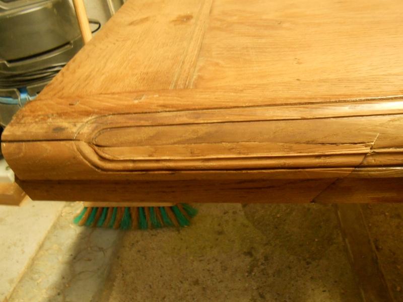 Restauration partielle d 39 une armoire for Restauration meuble japonais
