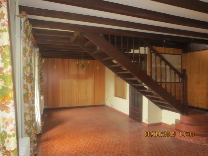 Changer barreaux d 39 escalier for Changer escalier de place