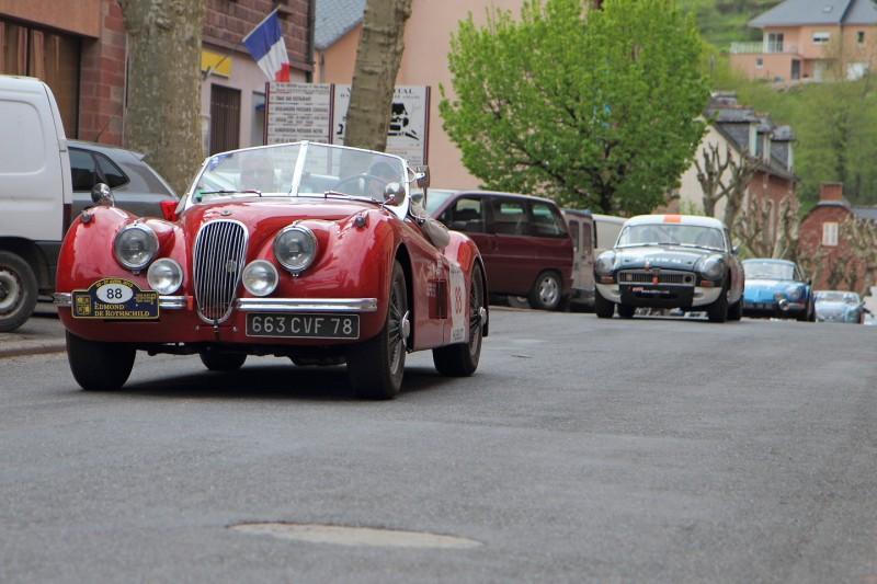 Tour de france auto - Fix auto muret ...