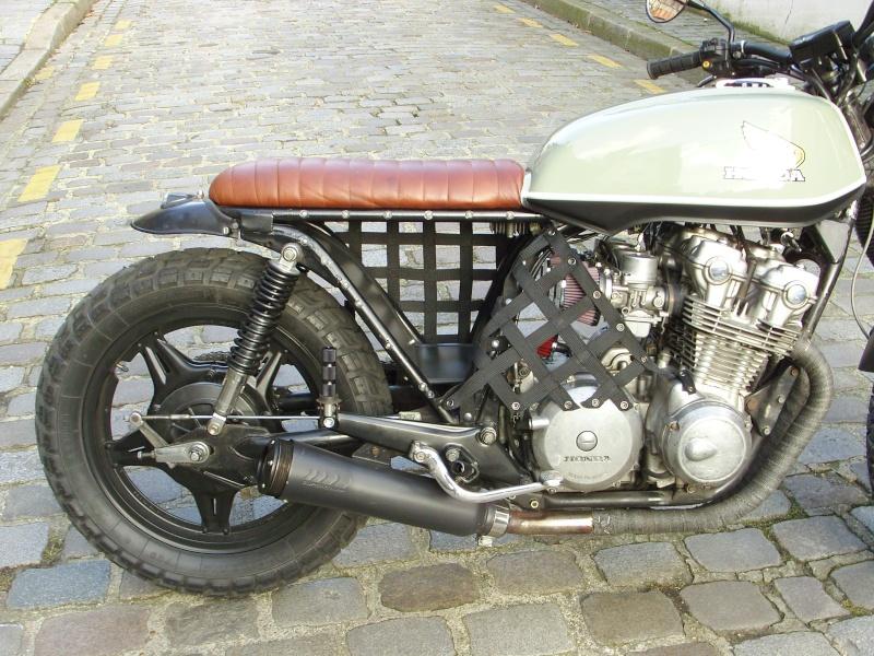 Honda       CB 750       KZ