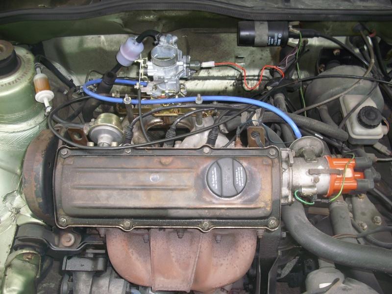 reglage carburateur solex golf 1