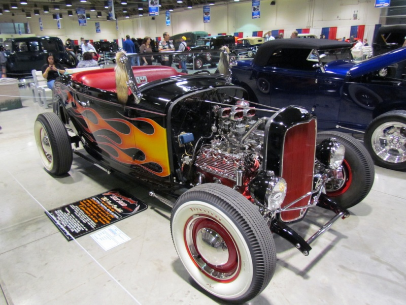 Kustom Kingdom: Grandpa\'s hot rod - \'32 Ford Roadster Hot rod