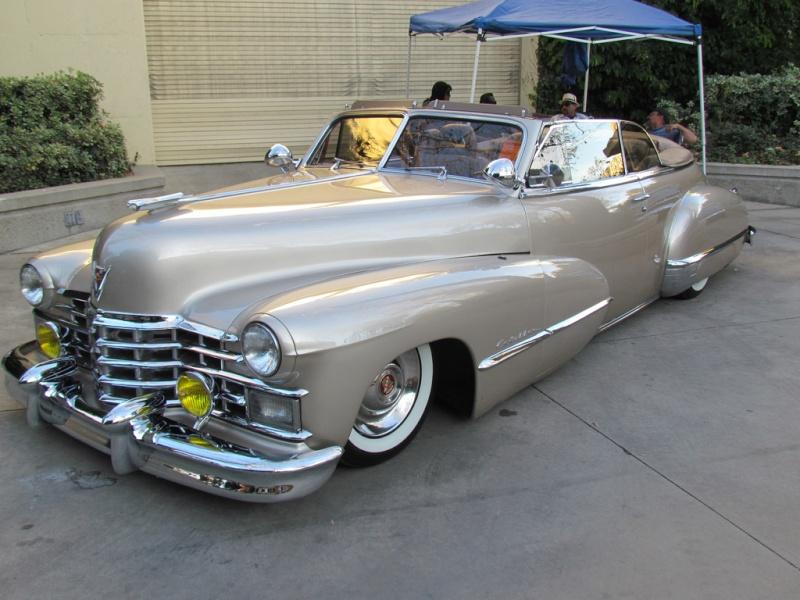 Cadillac 1941 - 47 custom & mild custom