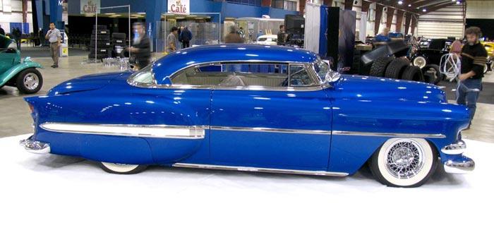 1954 Chevrolet Moonglow Recreation Graeme Taits