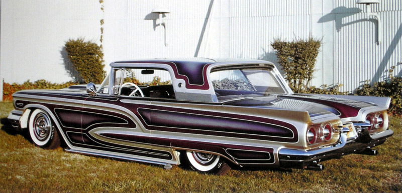 Peterson Car Museum >> Ford Thunderbird 1958 - 1960 custom & mild custom