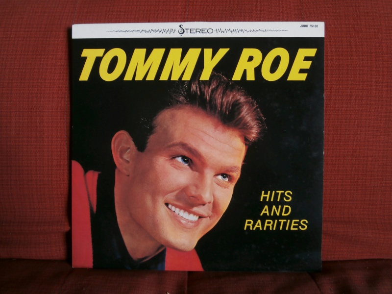 Tommy Roe Kiss And Run What Makes The Blues Want To Pick On Me