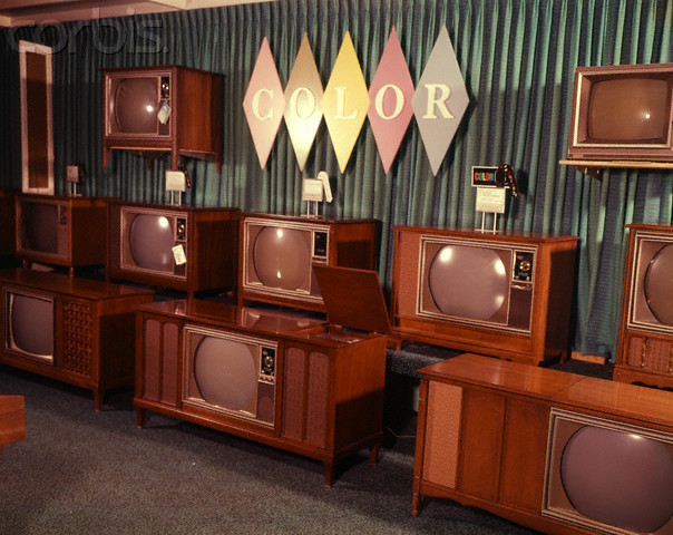 T 233 Loches Vintage Televisions 1940s 1950s And 1960s